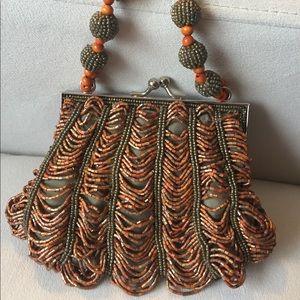 Handbags - Evening bag, Beaded Bag